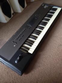 Korg N364 Digital Keyboard Synthesizer Workstation