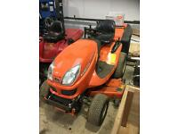 Kubota GR2100 ride on mower