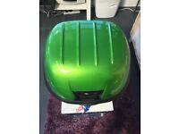 Genuine Kawasaki/Givi 39 ltr top case