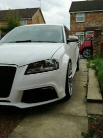 Audi Rs3 s3 3.2 v6 sport Quattro full replica