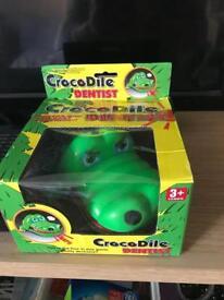 Brand new crocodile dentist kids game