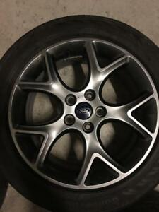 Mags 17 pouces Ford 5x108