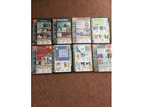 DVDs From Computer Magazines (Small Bundle)