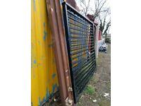 Large security gates