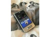 EHX Neo Clone chorus guitar pedal