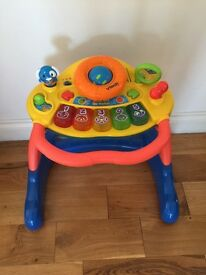 Vtech grow and go walker RRP £39.99