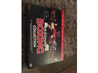 The ultimate boxing collection DVD set