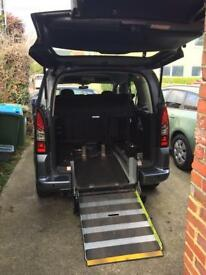 Peugeot partner 1.6 e-hdi mobility
