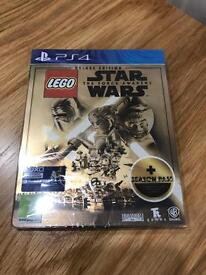 StarWars LEGO PS4
