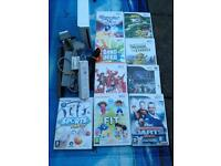 Nintendo Wii console and games bundles