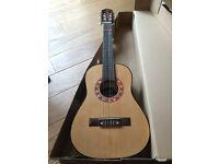 Childs half size acoustic guitar