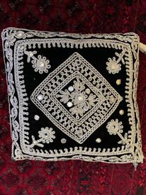 Good condition afghani pillow covers