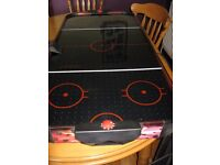 4 Ft Air Hockey Indoor Sports Gaming Table