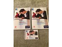 Kaplan P2 ACCA Complete text + exam kit & pocket notes