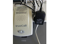 True Call answering machine and call bar