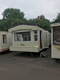 Cosalt Resort, Double Glazed, 2 bed static Caravan, year 2007. Very good Condition