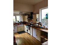 Large Double room in beautiful Montpelier townhouse.
