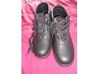 Work Boots Size 42 UK 8.5. Roebuck