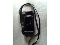 Vintage Minolta AF-E II camera