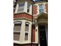 3 bedroom flat in Roath