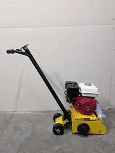 HONDA SCARIFYING SCARIFIER FLOOR PLANER GRINDER MACHINE  + 3 YEAR WARRANTY + FREE SHIPPING CANADA WIDE !!!!!!!!!!!!!!!