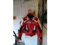 Motorcycle Clothing Two Piece Leathers