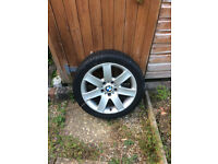 BMW Wheel and Tyre - 225/45/R17