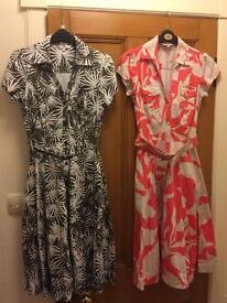 Jasper Conran Dresses x 2, Size 8