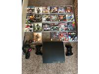 PS3 & 22 games