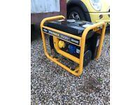 Pro max 3500 Briggs and Stratton generator