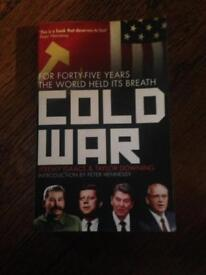 Cold War For Fourty-Fove Years The World Held Its Breath Book