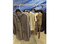 Ladies cardigan bundle x 4 size 12