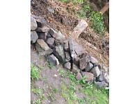 Dry Stone Wall rocks