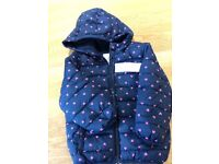 Girls coats age 2 to 3 yrs