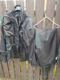 Motorcycle wear, helmet, gloves, boots will sell separate