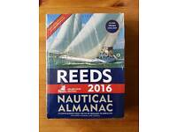 Reeds Nautical Almanac 2016 Band new and still sealed!