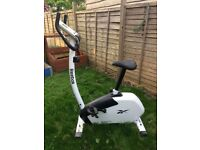 Reebok used excercise bike hardly used bike in good condition £25