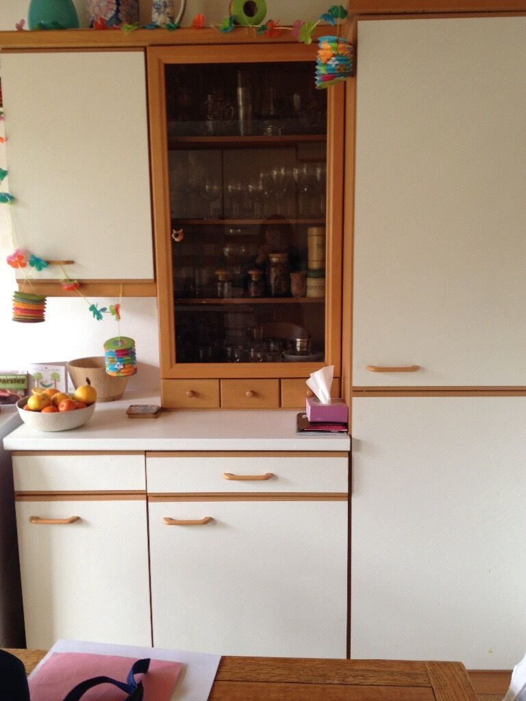 Kitchen units in excellent condition in oxford for Kitchen cabinets gumtree
