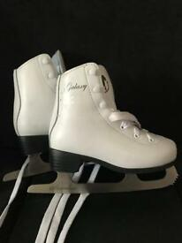 Girls SFR Galaxy Ice Skates