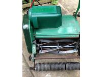 Qualcast punch classic electric lawnmower