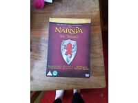 NARNIA BOXET NOT OPENED