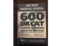 ISC 600 UKCAT practice questions rrp£15