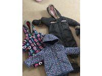 Snow suit/jackets for children