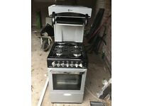 Flavel Oven with eye level grill
