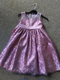 Stunning girls party dress