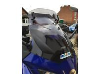 Honda CBF1000 MRA touring screen. 06-10