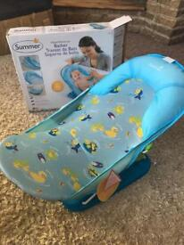 Brand new deluxe bather in box