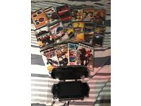 Psp and all games and DVD