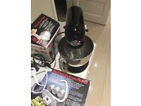 Kitchen aid mixer and accessories