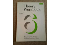 ABRSM Theory Workbook Grade 6
